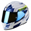 EXO 510 Galva white blue