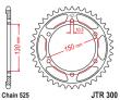 Zadná rozeta JTR300-49