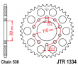 Zadná rozeta JTR1334-43